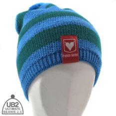 UB2 - BRIGHT BLUE PETROL GREEN