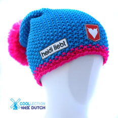 Hang Loose – Bright Blue / Fluo Magenta Pink